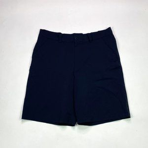 Under Armour Bent Grass Mens Size 36 Black Shorts